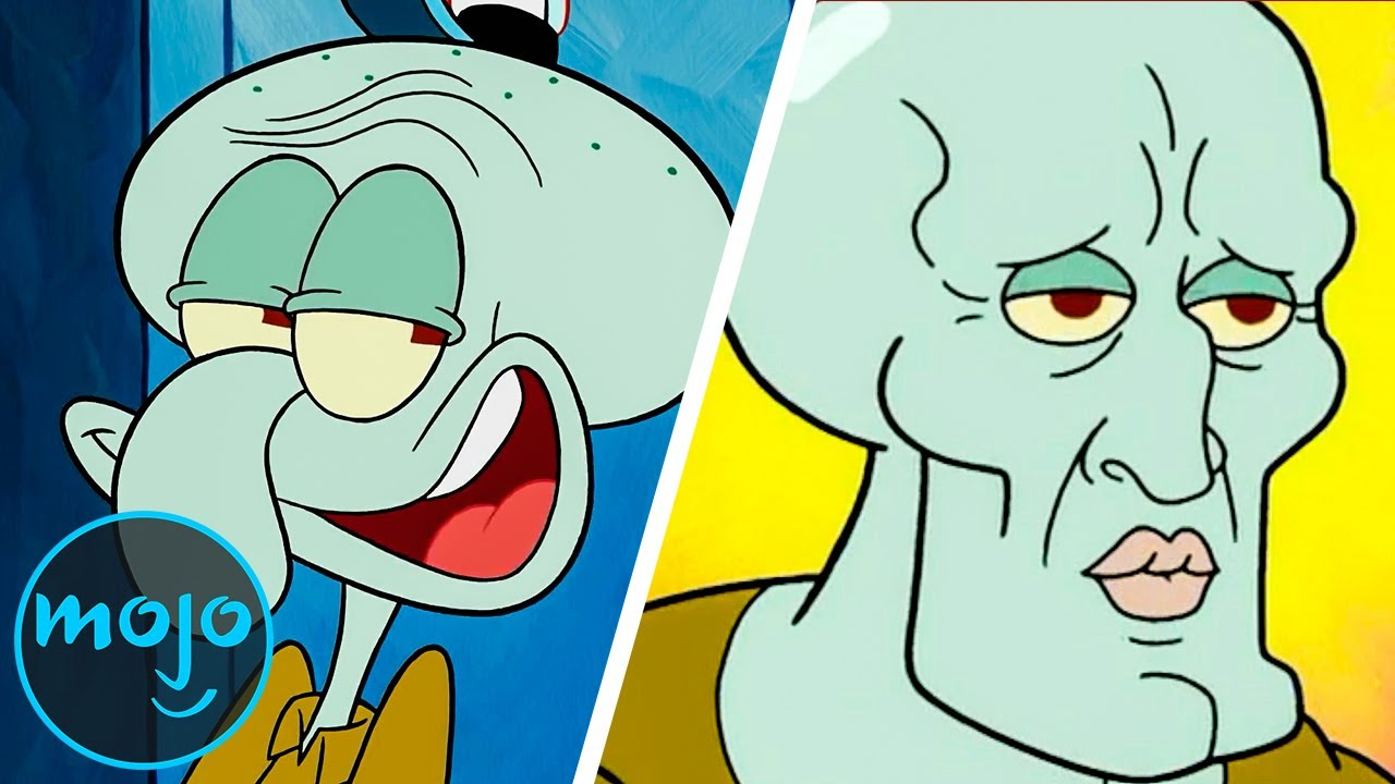 Download Top 10 Best Squidward Moments Ever