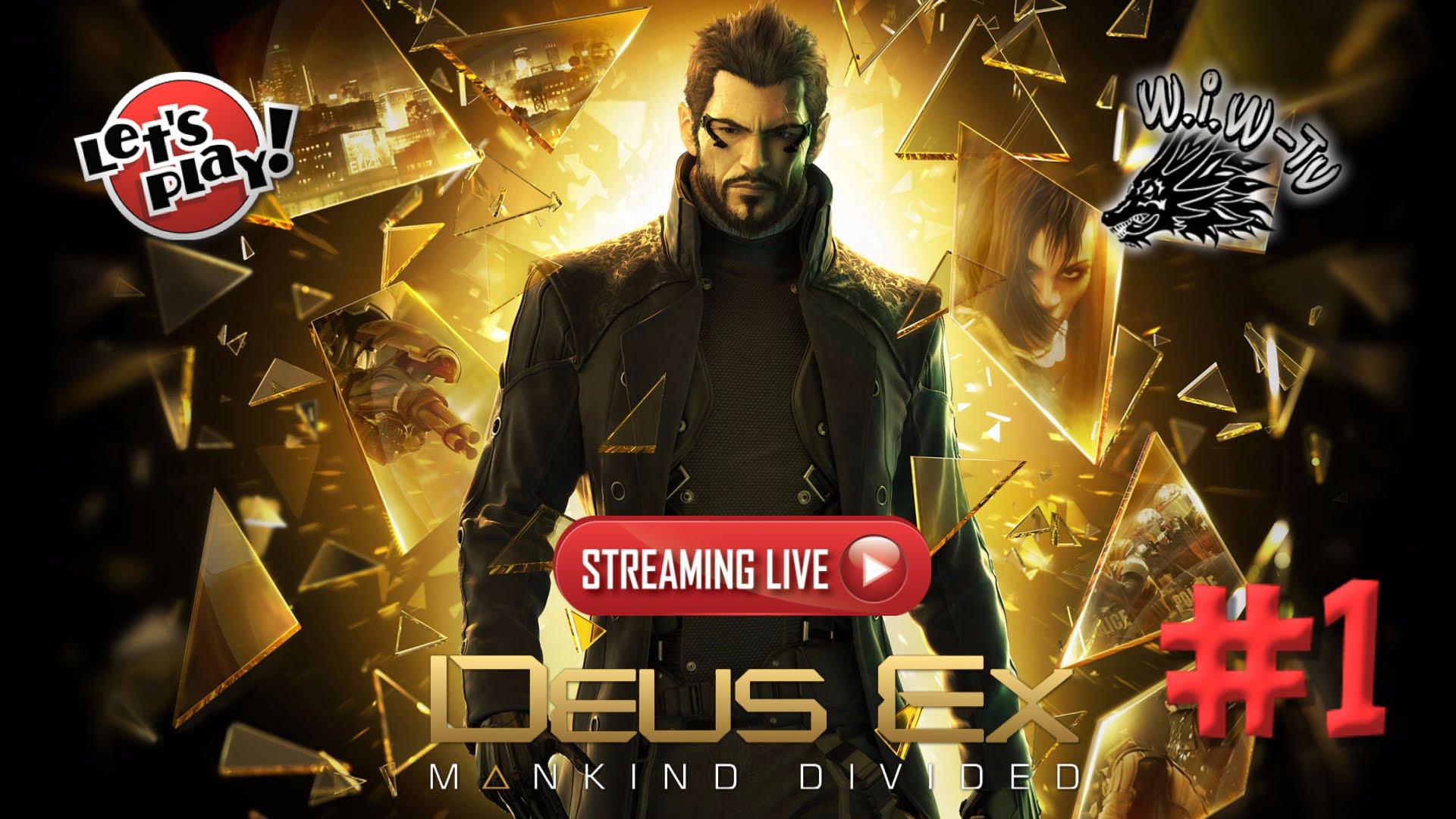 Deus Ex: Mankind Divided Let's Play   Part 7 - Steam Community