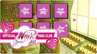 Winx Club PC Game - 5. Bloom needs a dress for the ball