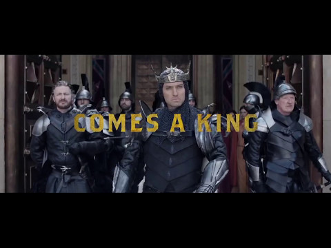 The Devil and The Huntsman Music Video - King Arthur Legend Of the Sword