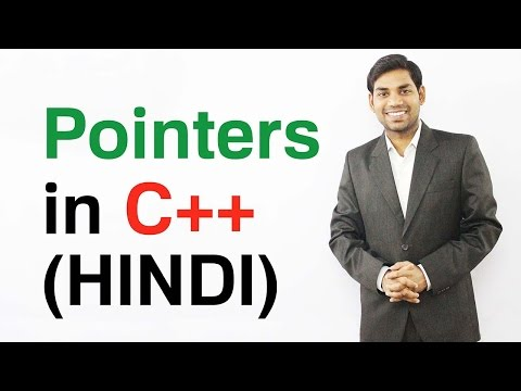 Pointers in C++ (HINDI/URDU)