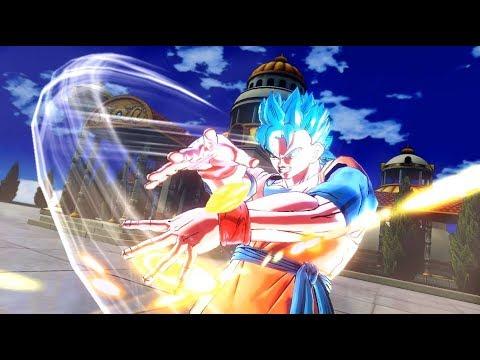 Goten, Trunks & Gohan [Beyond The Limit Pack] - Dragon Ball Xenoverse 2 Mods