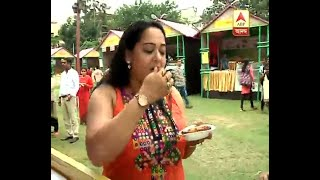 celebrities who visited ABP Ananda Aam Amantran Utsav, watch