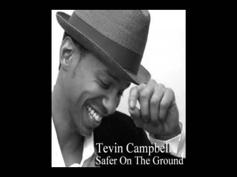 Tevin Campbell- Safer On The Ground ***NEW 2016***