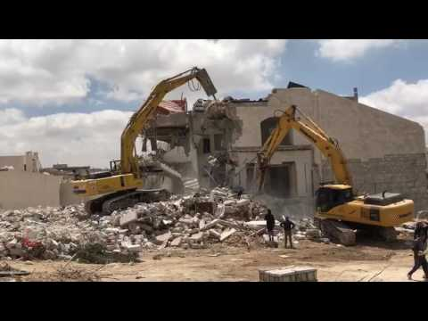 RCR Amman Construction Progress May2017