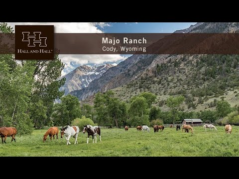 Majo Ranch - Cody, Wyoming