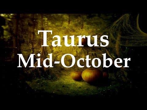 Taurus Mid-October 2017 WORKING HARD TO MAINTAIN BALANCE BUT PASSION COMING IN - Aquarian Insight