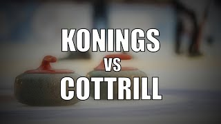 2019 ONT Mixed Doubles Champs - Konings vs Cottrill