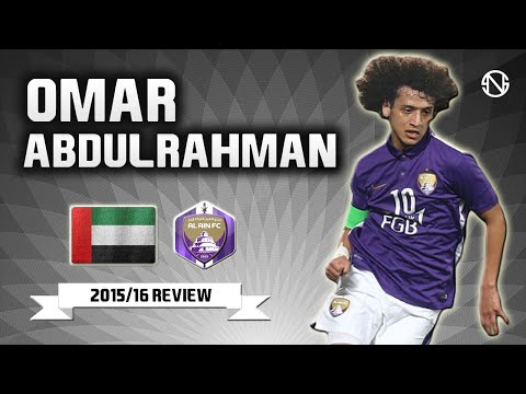 OMAR ABDULRAHMAN عمر عبدالرحمن | Goals, Skills, Assists | Al Ain | 2015/2016 (HD)