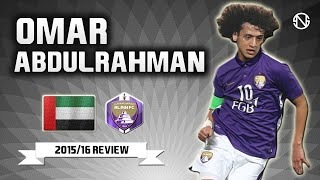 omar abdulrahman عمر عبدالرحمن   goals skills assists   al ain   2015 2016 hd