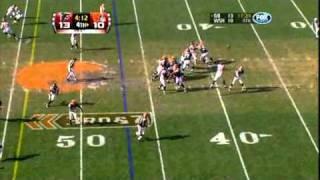 Kroy Biermann's Pick Falcons vs. Browns 10/10/10