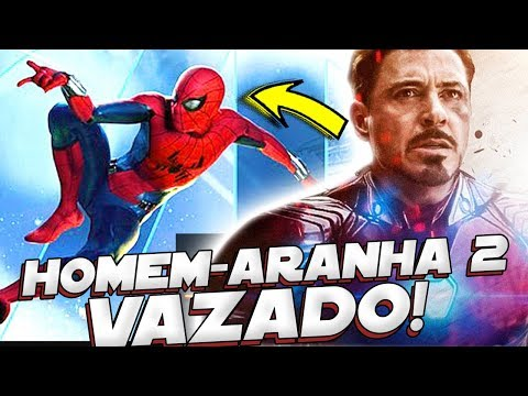 VAZOU ROTEIRO COMPLETO DE SPIDER MAN 2 FAR FROM HOME! TONY STARK VAI MORRER! Mp3