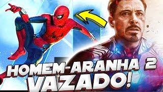 VAZOU ROTEIRO COMPLETO DE SPIDER MAN 2 FAR FROM HOME! TONY STARK VAI MORRER! thumbnail