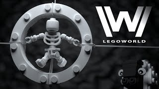 Westworld LEGO Intro