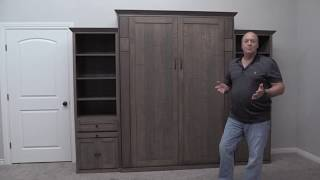 Cape Cod Murphy Style Bed by Wilding Wallbeds