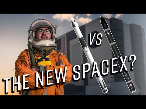 Is Rocket Lab the new SpaceX? The Electron VS Falcon