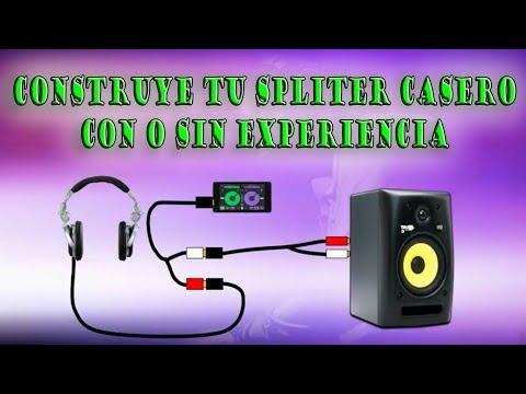 Construye tu propio Splitter Casero para CROOS DJ, Djay 2 Y VIRTUAL  DJ