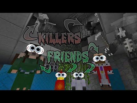 Minecraft Xbox - Soul Snatchers Friends VS Souls
