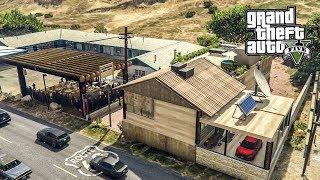 สร้างบ้านให้จอร์ช ตอนที่ 3 เสร็จ (GTA V Mod)