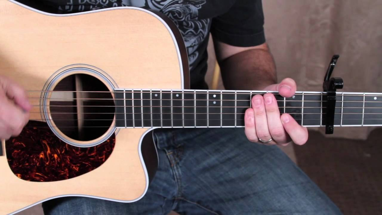 Adele Set Fire To The Rain Easy Beginner Acoustic Songs How To