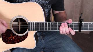 Adele - Set Fire to the Rain - Easy Beginner Acoustic Songs - How to Play Tutorial