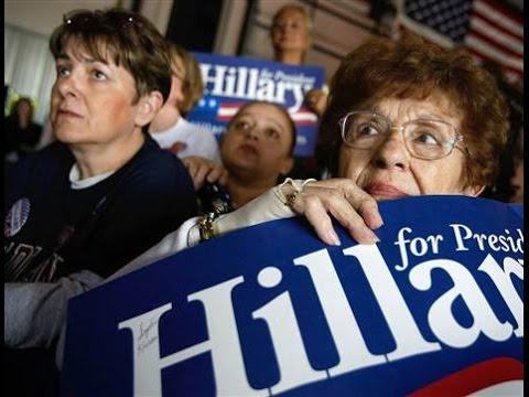 Hillary Clinton Supporters Actually Don