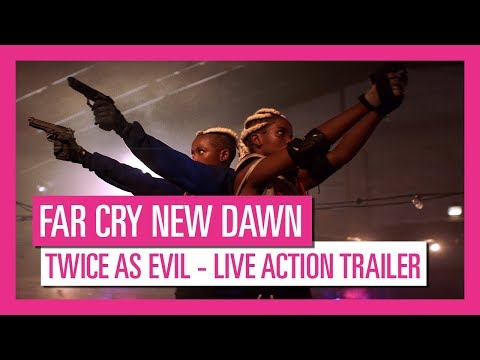 FAR CRY NEW DAWN | TWICE AS EVIL - LIVE ACTION TRAILER thumbnail