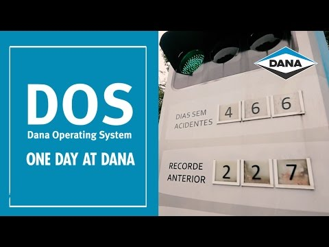 DOS: One day at Dana