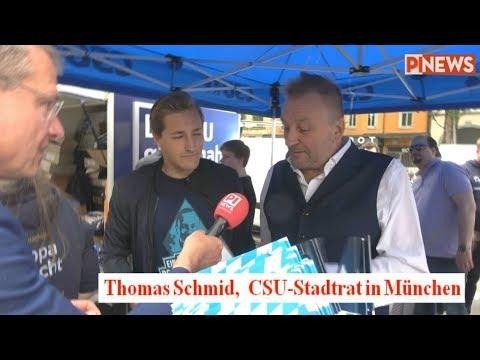 PI NEWS-Interview Mit CSU München über Politischen Islam