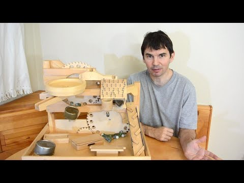 Building marble machine 2.1