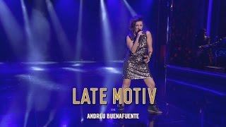 LATE MOTIV - Barei Abril. Eurovisión   #LateMotiv70
