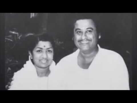 Lata and Kishore_Maine Kaha Zid Chhor De (Rickshawala; R.D. Burman, Anand Bakshi; 1973)