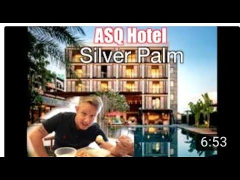 Silver Palm Bangkok ASQ First Look at the room