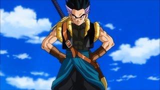 Dragon Ball Heroes - All SSJ3 Bardock, SSJ4 Gohan, & SSGSS Goku Cutscenes