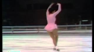 Hana Maskova - 1968 Olympics - FS