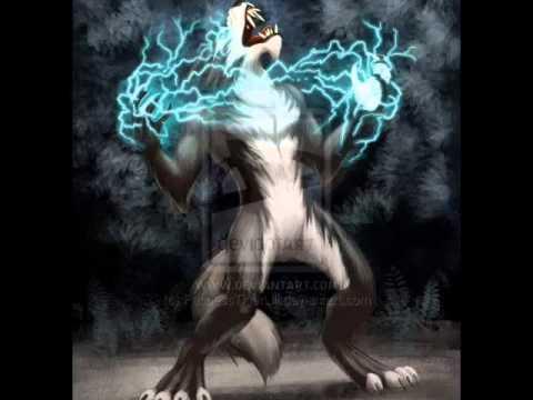 Wolf Boy Anjos da noite:Música - Animal I Havê Bec