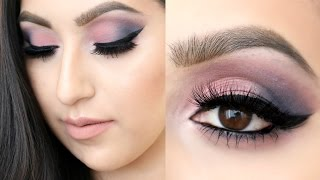 Smoky Mauve Makeup Tutorial