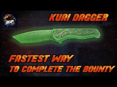 Dying Light - Fastest Way To Get Kuai Dagger | Rise Of The Phoenix Bounty