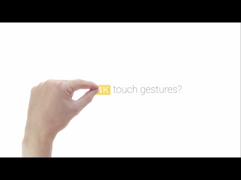 19 High Quality 4K Touch Gestures - After Effects Template