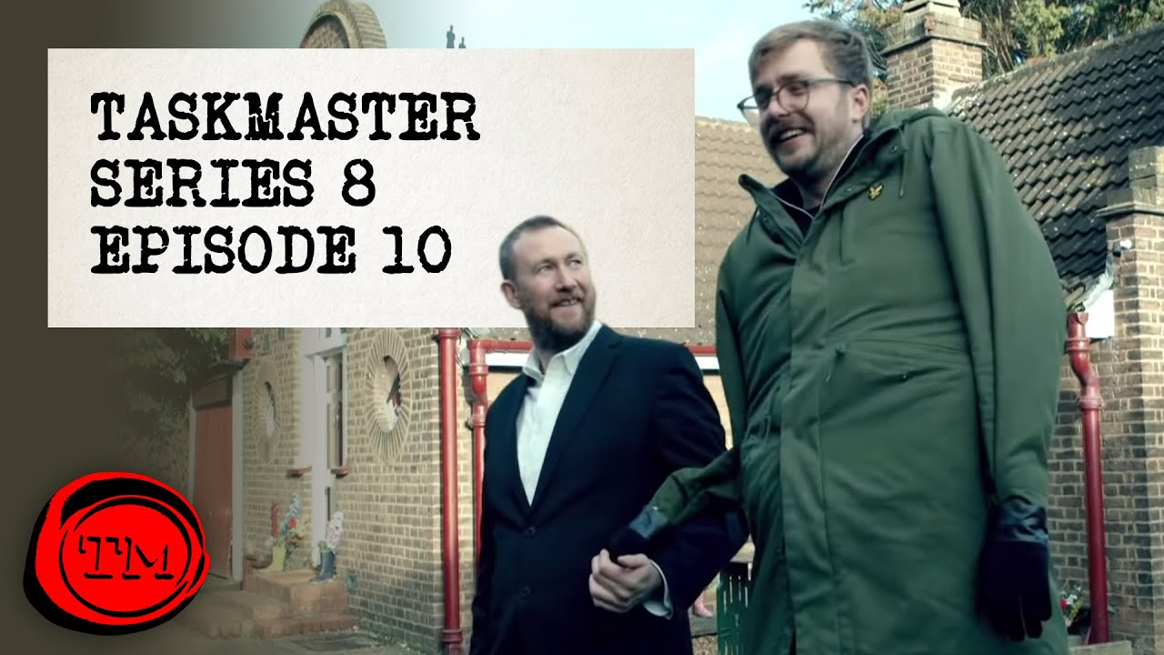 Download Taskmaster - Series 8, Episode 10 | Full Episode | 'Clumpy swayey clumsy man'