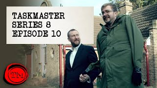 Taskmaster - Series 8, Episode 10 | Full Episode | 'Clumpy swayey clumsy man'