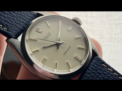 Rolex Precision 6426 Review: A Great Vintage Watch Under $2000