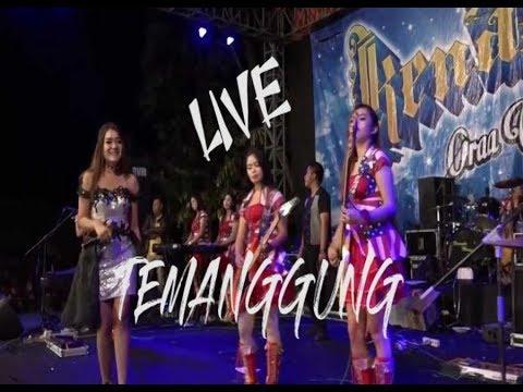 New Kendedes Album Terbaru Live Lapangan Muntung Ngadirjo Temanggung (07-01-2018)