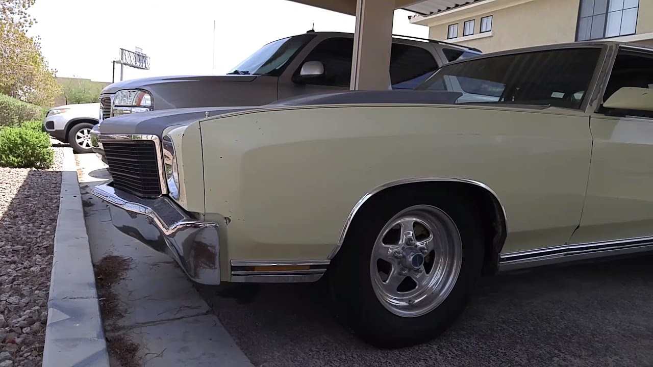 70 Monte Carlo Tokyo Drift Tribute Car Youtube