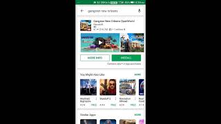 Best open world game for Android and iso 2017