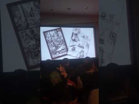 Greg Rucka at NYCC 2016 DC Rebirth What