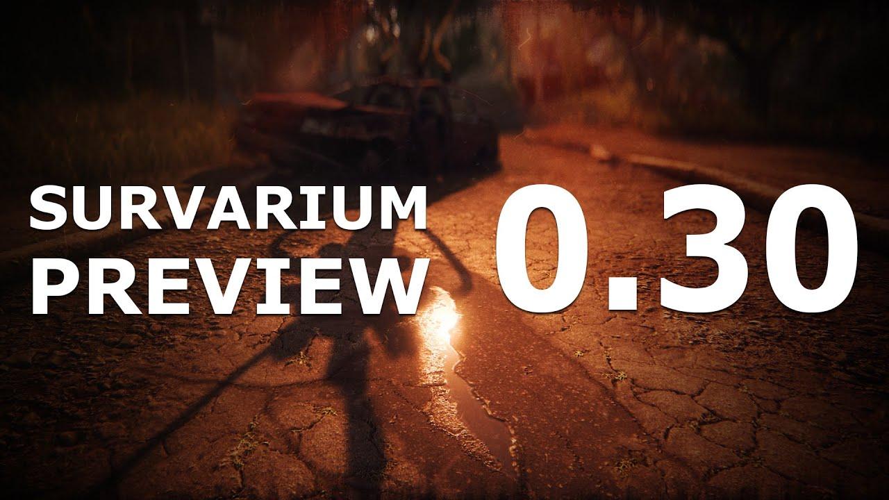 Фикс для обновления survarium