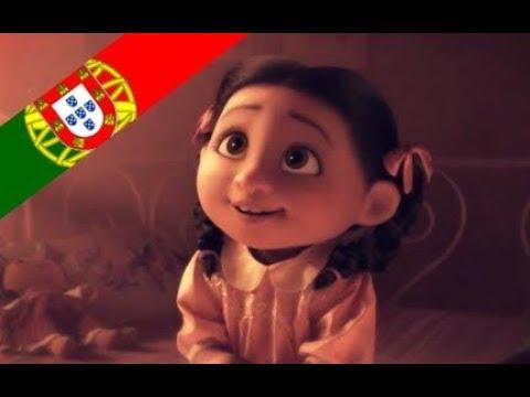 Coco: Remember Me (Lembra-te de Mim) [Lullaby] || Portuguese Movie Version
