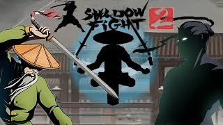 Shadow Fight 2 (БОЙ С ТЕНЬЮ 2) ПРОХОЖДЕНИЕ - ПОБЕДИЛИ ОТШЕЛЬНИКА С КОГТЯМИ РЫСИ