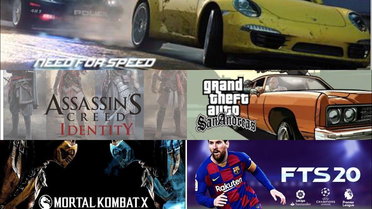 أفضل 5 ألعاب للاندرويد ستبعد عنك ملل الحجر الصحي - YouTube